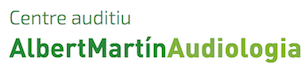 Albert Martín Audiologia – Centre Auditiu Logo