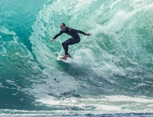 Protecció del timpà per surfistes – Taps a Mida